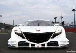 Honda NSX Concept-GT será equipado com motor V6