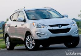 Hyundai lança Tucson 2014 nos EUA