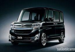 Depois de 6 anos, Tanto Daihatsu ganha nova edição