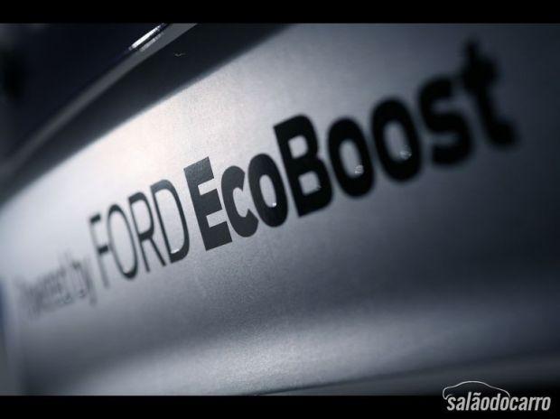 Ford EcoBoost V6 biturbo alia desempenho com economia de combustível