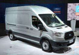Nova Ford Transit é apresentada na Fenatran