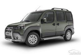 Fiat apresenta Doblò 2014 em 3 versões