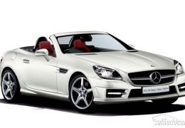 Mercedes-Benz apresenta SLK 200 Radar Safety Edition