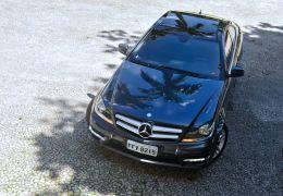 Teste do Mercedes-Benz C180