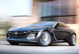 Novo Opel Monza vai ao mercado em 2015
