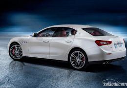 Maserati Ghibli reestiliza modelo após 47 anos