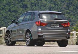 Teste da BMW X5 xDrive50i M Sport