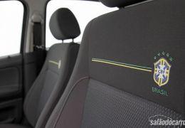 Volkswagen lança edição Seleção para Gol, Fox e Voyage
