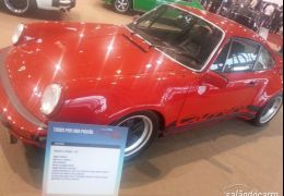50 anos de Porsche 911 é homenageado no AutoEsporte ExpoShow
