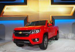 Chevrolet apresenta Colorado no Salão de Los Angeles