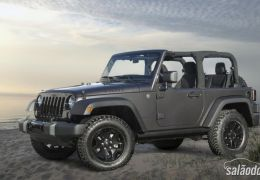 Jeep prepara Wrangler Willys Wheeler Edition para 2014