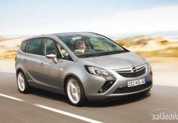Opel Zafira Tourer conta com motor 1.6 CDTI 4 cilindros