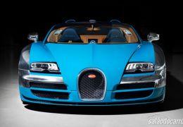 Bugatti Veyron Grand Sport Vitesse Meo Constantini custará 6 milhões de reais