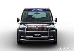 Toyota apresenta JPN Taxi Concept baseado em taxi inglês