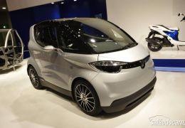 Yahama apresenta carro elétrico Motiv.e