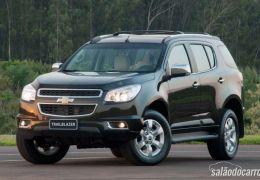 GM convoca recall dos modelos S10 e Trailblazer