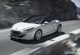 Peugeot RCZ 2014 já chegou às concessionárias