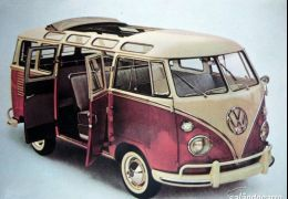 Volkswagen Kombi chega ao seu fim...