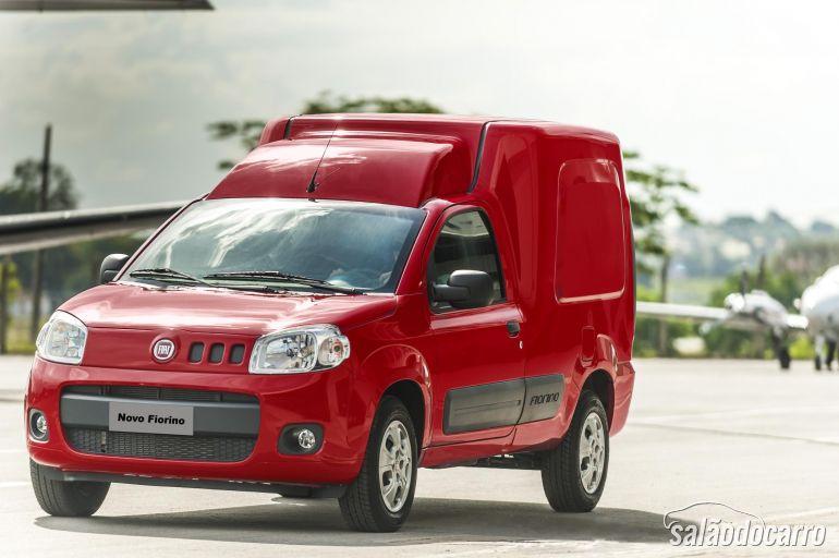 Detalhes do novo Fiat Fiorino 2014