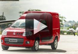 Vídeo: Detalhes do novo Fiat Fiorino 2014