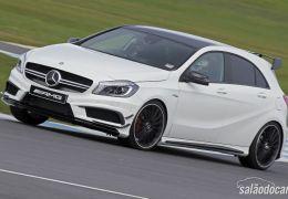 Mercedes Classe A AMG é lançada no Brasil