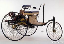 Benz Patent-Motorwagen: O Primeiro Automóvel da História