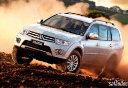Mitsubishi lança Pajero Dakar 2014 no Brasil