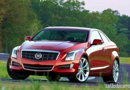 Cadillac ATS Coupe 2015 estreará em Detroit