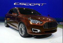 Ford confirma comercialização do Escort no Brasil