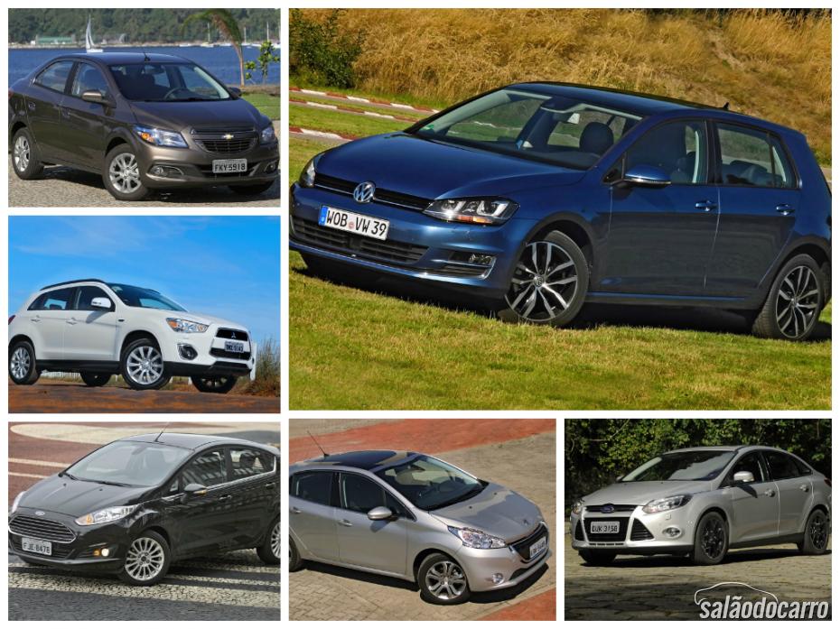 Especial: Retrospectiva 2013 Automóveis