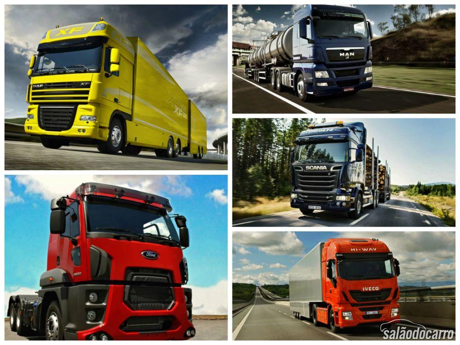 Retrospectiva 2013: Mercado de caminhões