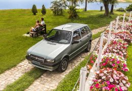 Fiat apresenta a série especial Grazie Mille