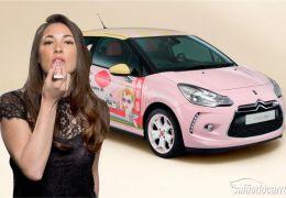 Citroën e a Benefit Cosmetics anunciam DS3 para as mulheres