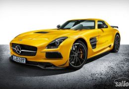 Mercedes-Benz traz SLS AMG Black Series ao Brasil