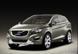 Volvo anuncia recall dos modelos XC60 e do S60