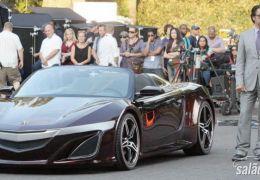 Carro do Homem de Ferro, Acura NSX Roadster, irá ao mercado
