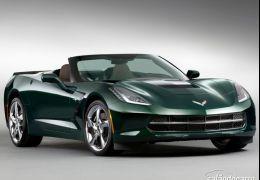 Chevrolet lançará edição limitada do Corvette Stingray