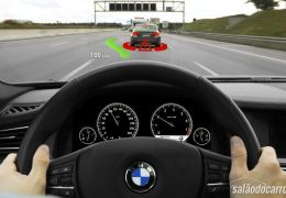 Como Funciona o Head Up Display?