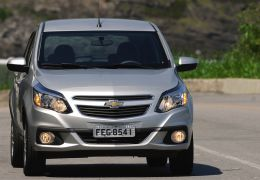 Teste do Chevrolet Agile LTZ 2014