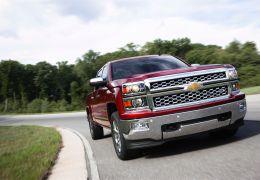 Nova Chevrolet Silverado é testada no México