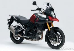 Suzuki trará Nova V-Strom 1000 ao Brasil