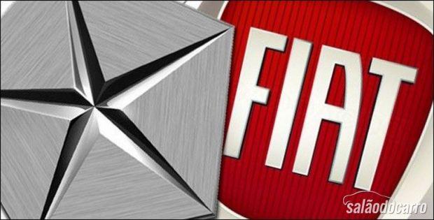 Fiat e Chrysler anunciam fusão