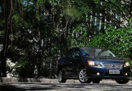 Teste do Nissan Sentra 2.0 16V SL