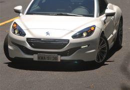Teste do Peugeot RCZ
