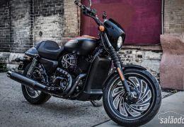 Linha Street, da Harley-Davidson, chegará ao Brasil em 2015