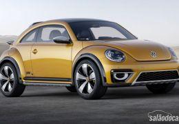 Volkswagen anuncia Beetle Dune no Salão de Detroit