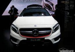 Mercedes-Benz apresenta GLA 45 AMG