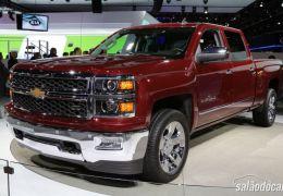 Chevrolet renova Silverado para 2014