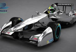 Spark-Renault SRT-01E é o primeiro carro elétrico anunciado da Fórmula E