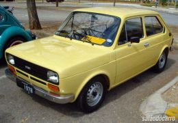 Fiat 147 sofre recall